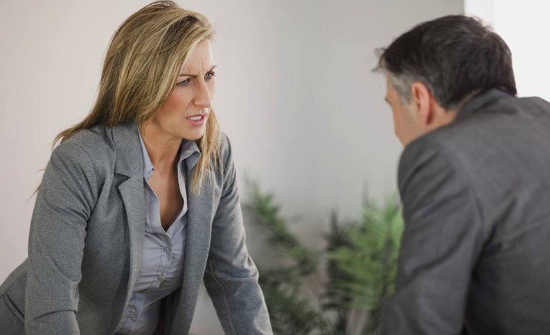 managing workplace anger