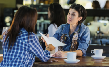 conduct exit interviews whenever possible