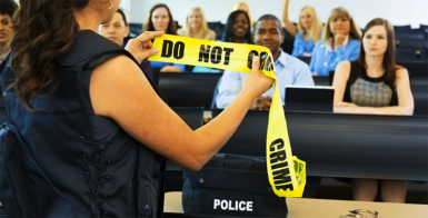 active shooter training recommended