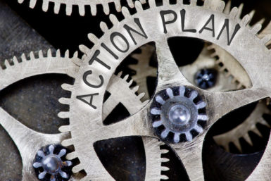 An action plan for small businesses to move forward in economic upheavals