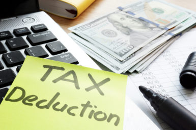 Paycheck Protection Program tax deduction expenses
